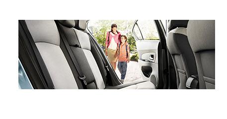 Chevrolet Cruze Sedan, confort