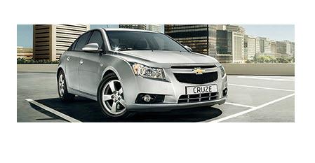 Chevrolet Cruze Sedan, diseno
