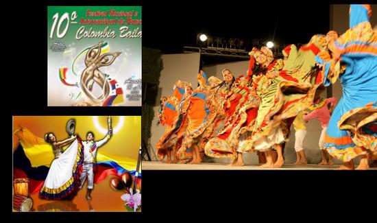 Festival de Danza Colombia Baila 2012