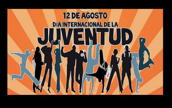Imagen Dia Internacional de la Juventud 2012
