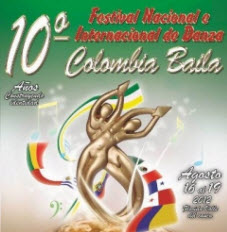 Festival de Danza Colombia Baila, Florida Valle 2012