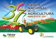 Feria Nacional de la Agricultura en Palmira 2012