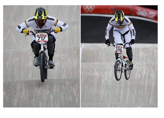 Carlos Mario en Juegos Olímpicos de Londres 2012