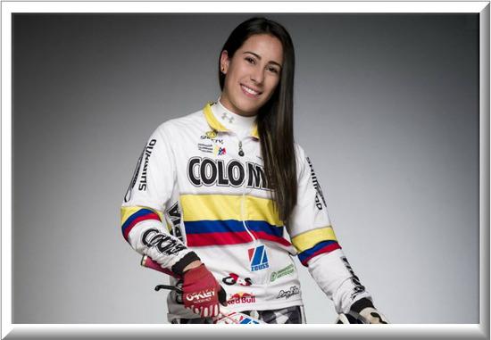 Mariana Pajón Gano Medalla de Oro, Juegos Olímpicos de Londres 2012