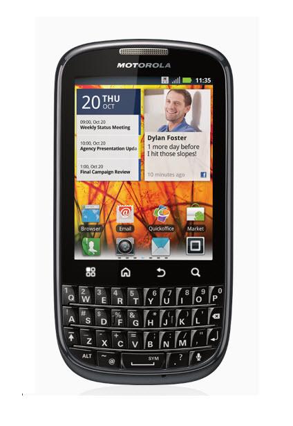 Motorola PRO + , smartphone