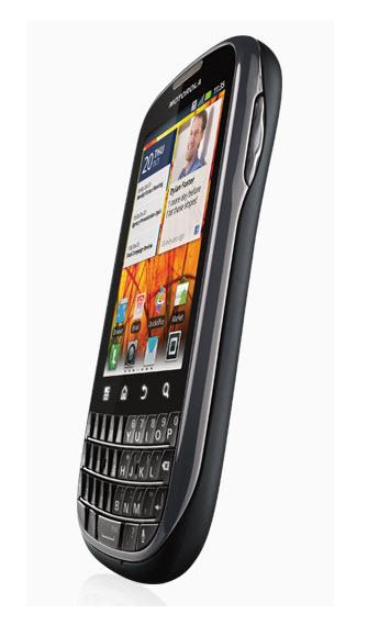 Motorola PRO +,vista lado izquierdo