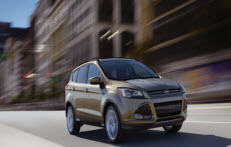 Nueva Ford Escape 2013 Colombia.