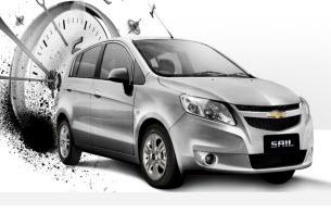 Nuevo Chevrolet Sail Hatchback