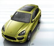Nuevo Porsche Cayenne GTS