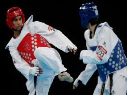 Oscar Muñoz Gana Medalla Bronce Taekwondo