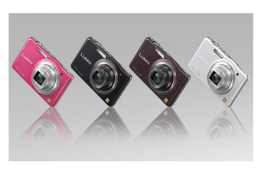 Panasonic Lumix DMC-SZ7, colores