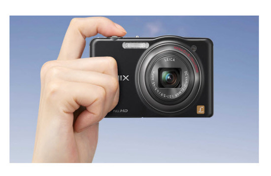 Panasonic Lumix DMC-SZ7, estilo