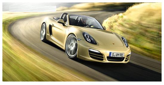 Porsche Boxster, Potencia