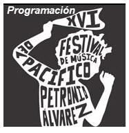 Programación oficial Petronio Álvarez 2012