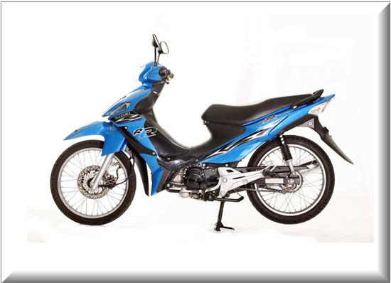 Suzuki VIVAR R 115