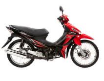 Suzuki VIVAR R 115 2012-2013