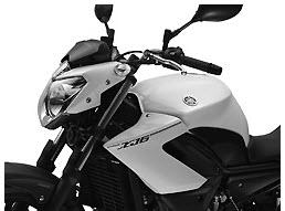 Nueva Yamaha Diversión XJ6 2013