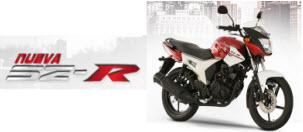Nueva Yamaha SZ-R 2013