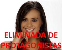 Andrea Jáuregui eliminada en protagonistas de Nuestra Tele 2012