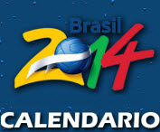 Calendario Eliminatorias Brasil 2014