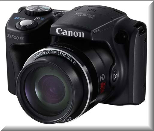 Canon PowerShot SX160 IS, color negro