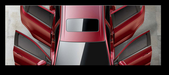 Chevrolet Sonic Hatchback 2013, diseno exterior