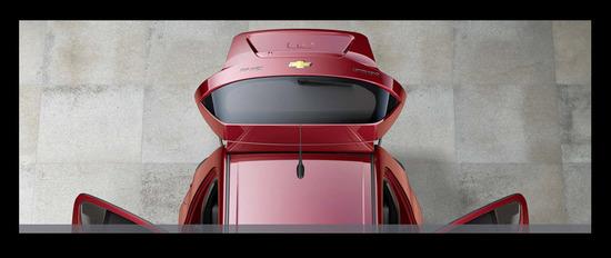 Chevrolet Sonic Hatchback 2013, vista exterior