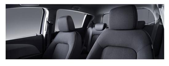 Chevrolet Sonic Sedan 2013, confort