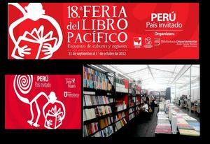 Feria del Libro del Pacífico 2012 en Cali