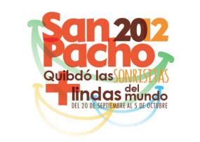 Fiestas de San Pacho en Quibdó 2012