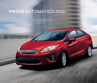 Ford Fiesta Automático 2012