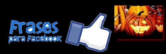 Frases de Halloween para publicar en Facebook
