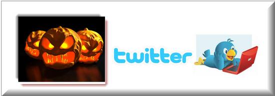 Frases de Halloween para publicar en Twitter
