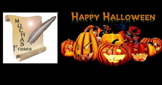 Frases para Halloween de todo genero