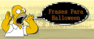 Frases para Halloween 2012