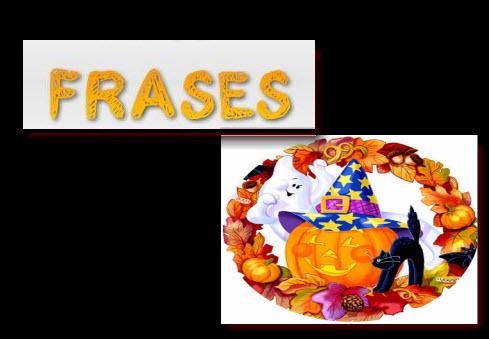 Frases para Ninos Halloween