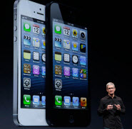 Lanzamiento iphone 5  Apple