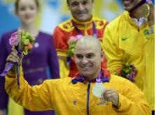 Primera Medalla Paralímpica de Colombia 2012