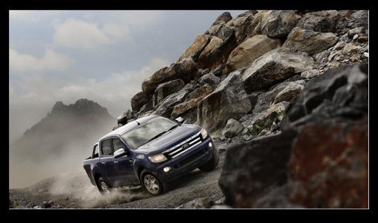Nueva Ford Ranger 2013, desempeño