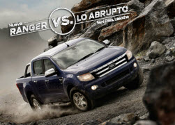 Nueva Ford Ranger 2013