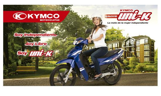 Kymco Uni-k