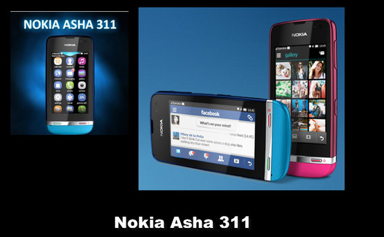 Game Java Nokia Asha