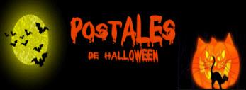 Postales de Halloween 2012