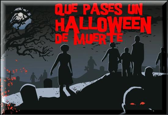 Postales de Halloween 2014