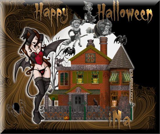 Postales de Happy Halloween