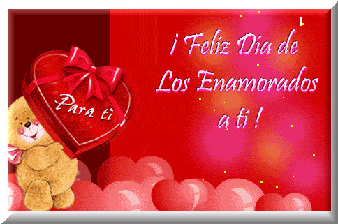 Postales para el Facebook Dia del Amor y Amistad