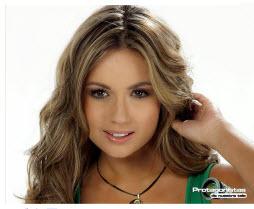 Sara Uribe nueva Protagonista de Nuestra Tele 2012