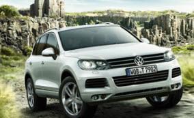 Nueva Volkswagen Taureg