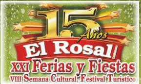 XXI Ferias y Fiestas en el Rosal Cundinamarca 2012