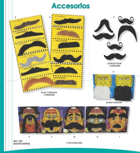 accesorios para disfraces